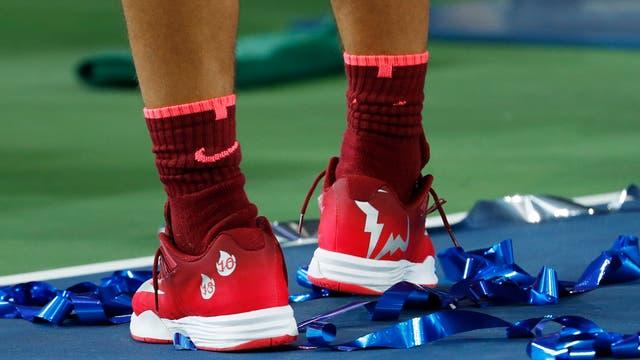 En imagenes, ceremonia, personajes, jugadas y los detalles del ultimo Grand Slam del año y el gran campeón Rafa Nadal. Foto: Reuters
