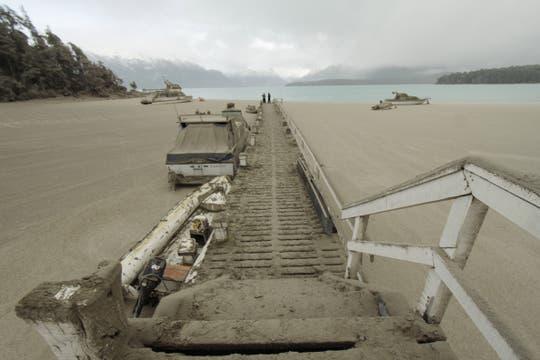 Junio de 2011. Bahía Brava. Foto: Archivo