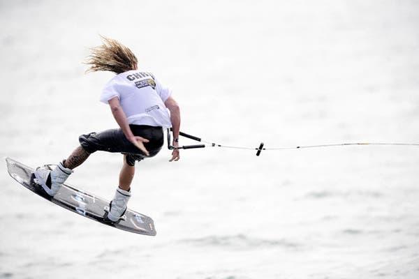 Es un deporte súper completo. Trabaja la cola, las piernas y los brazos. Foto: Gentileza Gabi Diaz