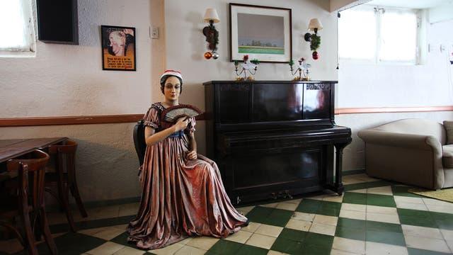 El Viejo Hotel Ostende. Foto: LA NACION / Matías Aimar