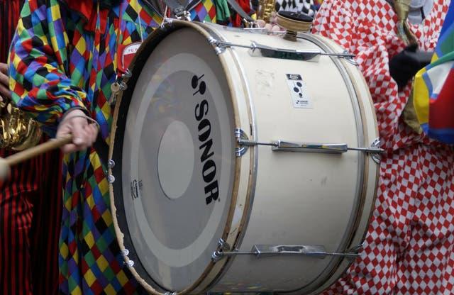 Carnaval de Montevideo, a puro tambor