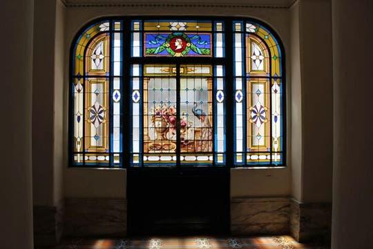 El Palacio Durazno es considerado un monumento histórico nacional. Basta con cruzar su puerta para comprender su importancia en la ciudad. Foto: Gentileza Airbnb