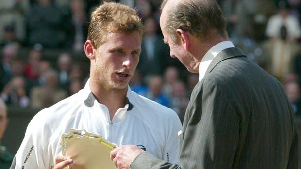 Nalbandian Wimbledon 2002
