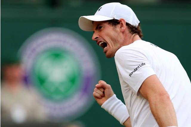 Andy Murray se esforzó para avanzar a octavos