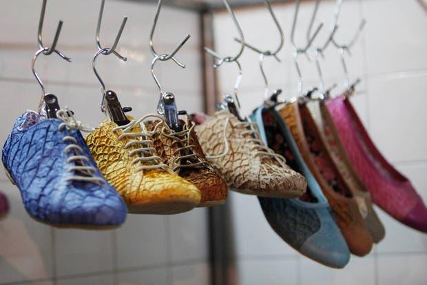 Zapatos de mondongo