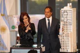 La Casa Rosada busca congelar el proyecto presidencial del gobernador bonaerense