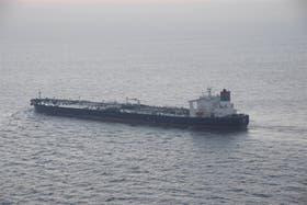 El petrolero chino Yuan Yang Hu