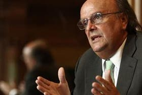 """De Mendiguren dijo que, si bien excluyó a la Argentina, todos los países de la región están en un proceso de """"primarización"""" de la economía"""