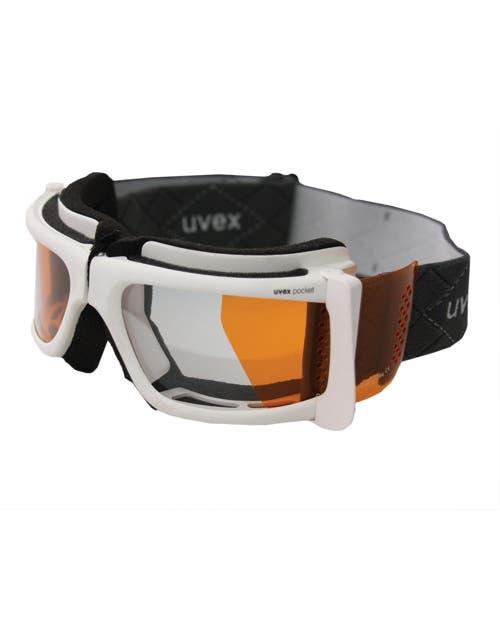 Antiparras Uvex ( El galpón del sky, $760).