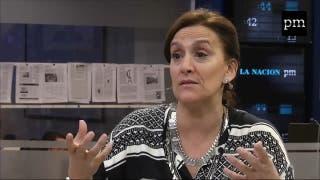 Entrevista a Gabriela Michetti