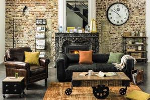 Consejos para aplicar el estilo industrial en tu casa