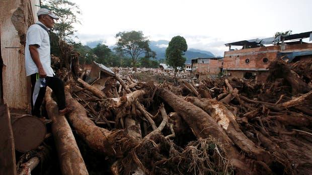 Alud en Colombia: los testimonios de una tragedia que dejó más de 200 muertos