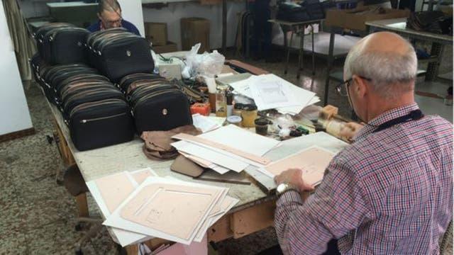 José Urrutia lamenta que este tipo de artesanía esté desapareciendo.