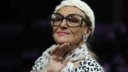 Murió la artista española Nati Mistral a los 88 años