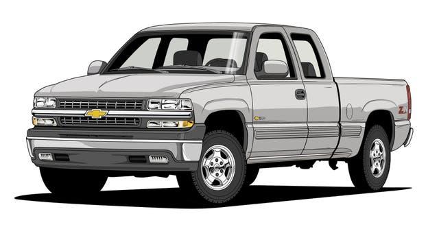 Chevrolet C/K 1500
