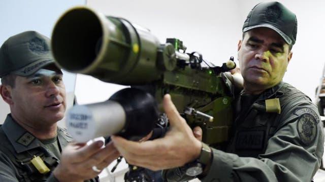El ministro de Defensa, Vladimir Padrino, está convencido de que Venezuela tiene cómo defenderse en caso de una invasión
