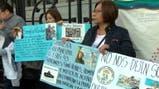 Familiares de los tripulantes se movilizaron a seis meses de la desaparición del ARA San Juan - Fuen