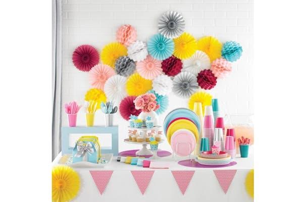 En esta tienda virtual se puede encontrar todo lo que se necesita para un gran festejo. Foto: Fotos: Gentileza Party Go!