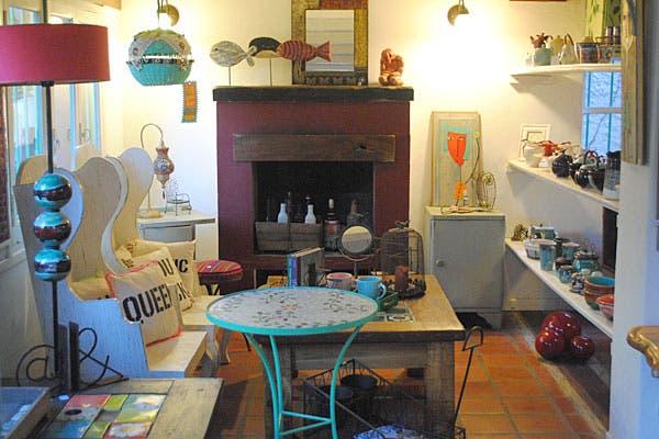 Objetos de decoración para todos los ambientes de la casa. Foto: Cecilia Wall
