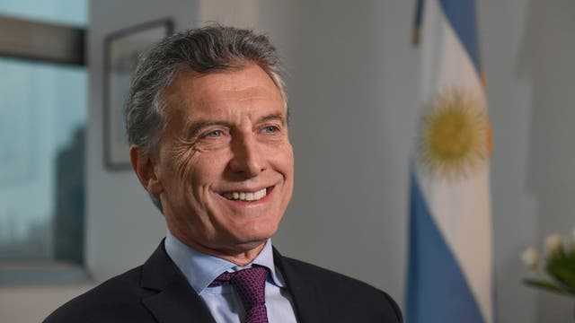 Macri afirmó que CFK