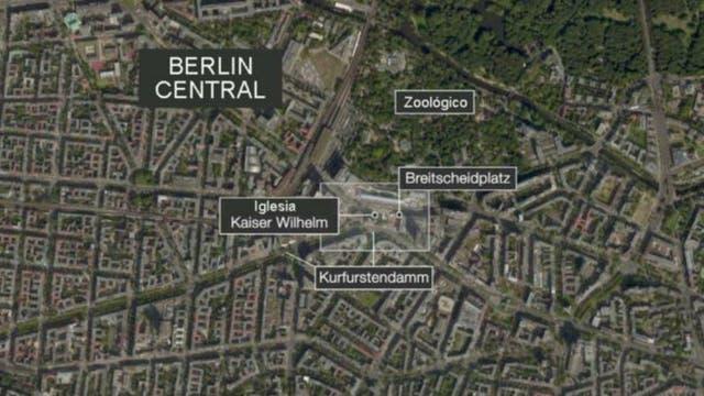 Camión atropella a decenas de personas en mercado de Alemania