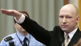 Breivik frente al tribunal