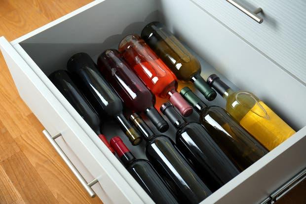 Todas las botellas requieren un cuidado especial