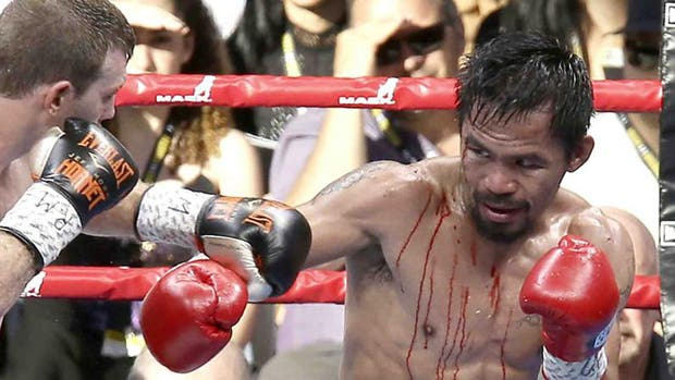 Pacquiao pidió la revisión del fallo de la pelea ante Horn