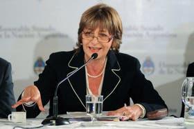 Gils Carbó renovó la polémica con la Corte Suprema por el pago de Ganancias.