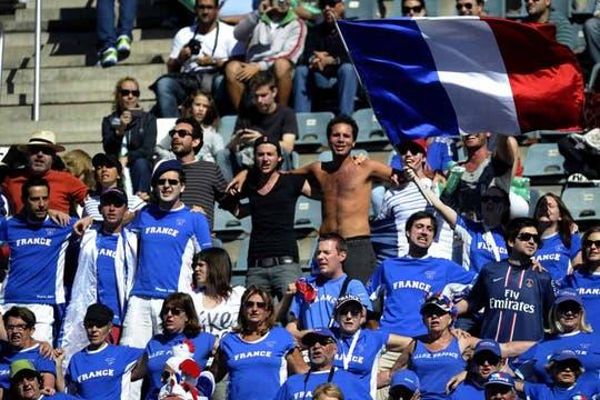 La Argentina derrotó a Francia por 3 a 2 y es semifinalista de la Davis. Foto: Télam