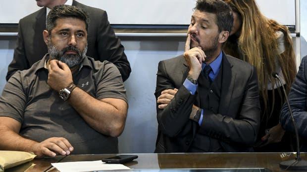 En medio de la crisis de la AFA, la chicana de Marcelo Tinelli para Daniel Angelici por el básquetbol de Boca