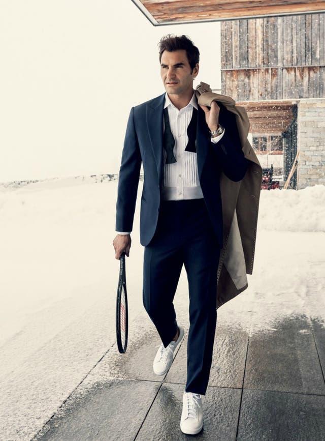 Federer, elegancia y estilo
