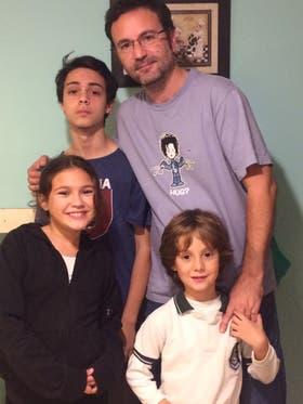 Silva decidió lanzarse como freelance para compartir más tiempo con sus hijos