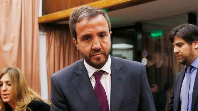 Alejandro Vandenbroele, implicado en la causa Ciccone