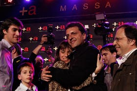 Malena Galmarini, mujer de Sergio Massa, uno de los eslabones principales del armado del Frente