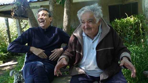 Randazzo aseguró que pasó tres horas con Mujica en la chacra del ex mandatario uruguayo