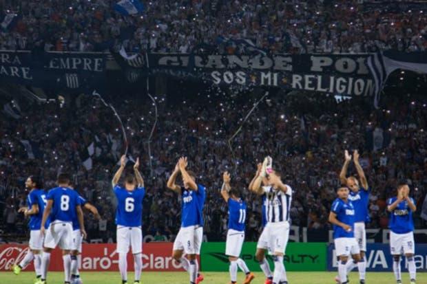 Talleres regresará a la Primera División