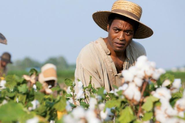 Chiwetel Ejiofor comanda 12 años de esclavitud, la película de Steve McQueen