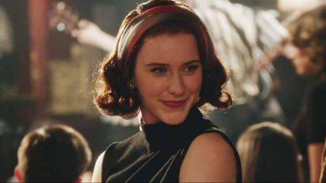 Rachel Brosnahan en The Marvelous Mrs. Maisel