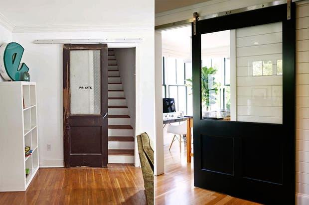 Puertas correderas para separar fabulous puertas - Puertas correderas para separar ambientes ...