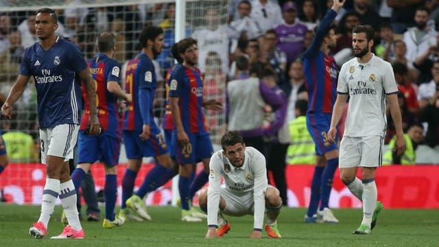 El lamento del Madrid