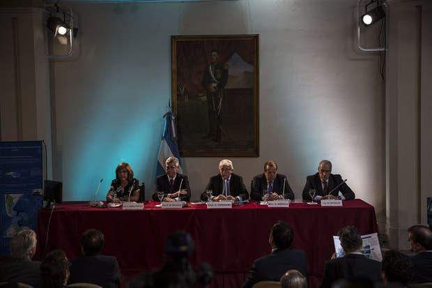 La Cancillería anunció ayer el fallo de la comisión de la ONU que extendió el territorio argentino