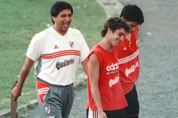 Otros tiempos: Ramón, Aimar y Saviola