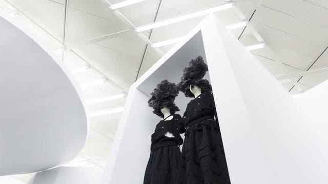 La muestra de Rei Kawakubo, en el Met