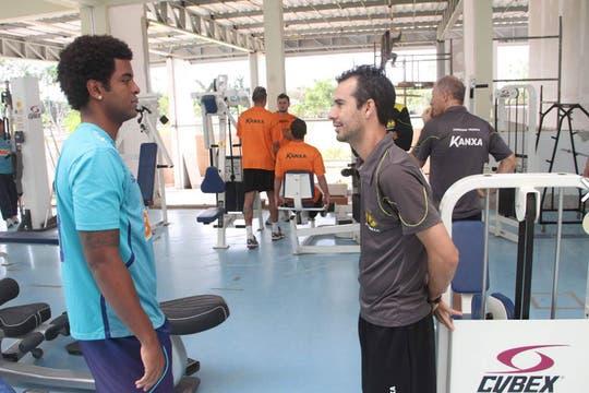 El gimnasio es el mismo que utiliza hoy Cruzeiro.