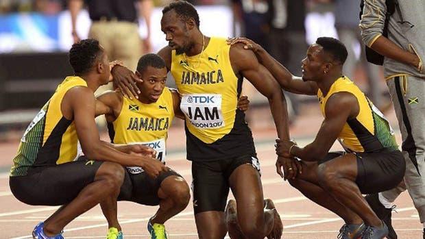 La imagen que eligió Bolt para las redes sociales