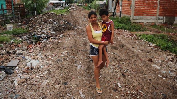 Casi 6 de cada 10 niños de hasta 17 años son pobres en el país