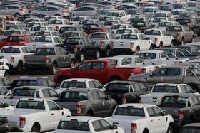 El porcentaje de patentamiento es uno de los principales indicadores de la crisis automotriz