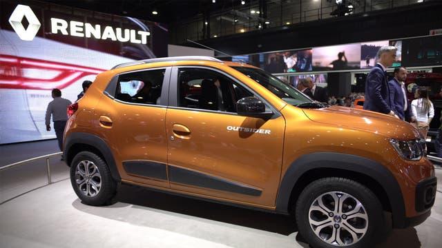 Nueva Renault Kwid