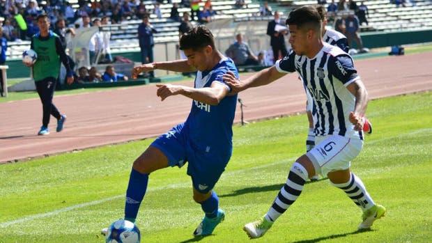 Vélez visitó a Talleres en un empate sin goles